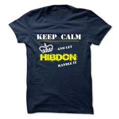 [New tshirt name printing] HIBDON Top Shirt design Hoodies, Tee Shirts