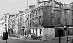 Corner of North Frederick St Glasgow