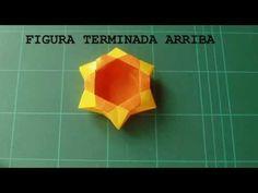 Caja estrellada, a partir de un hexágono espero que sea claro el tutorial
