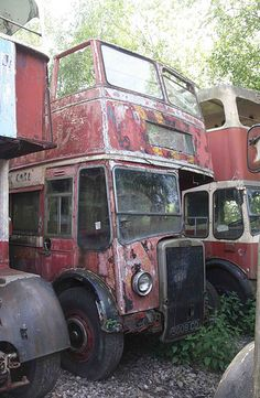 LONDON BUS EXPORTS NMN361 LYDNEY 110509