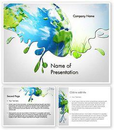 http://www.poweredtemplate.com/11961/0/index.html Green World PowerPoint Template