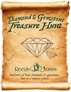 Arrrg, There Be a Treasure Hunt!