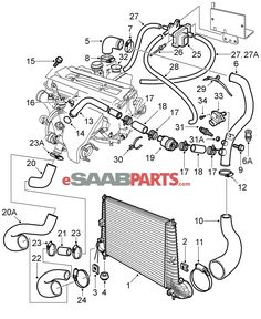 pin by eldarozellae stellanlqa on saab 9 5 parts pinterest 2000 Saab 9 5 Parts Diagram 2005 saab 9 5 engine part diagram basic guide wiring diagram u2022 rh hydrasystemsllc 99 saab 9 5 specs 99 saab 9 5 specs