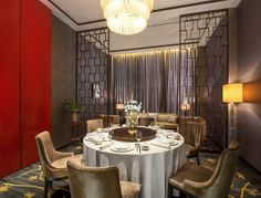 PDR Ref Twelve at Hengshan, Shanghai—Hengshan Private Dining Room