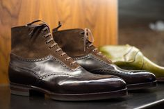 Pictoturo - thearmoury: Saint Crispin's Trunk Show at The...