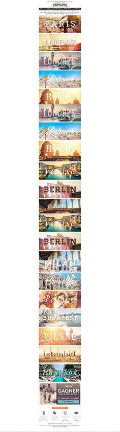Objet : Au revoir & à bientôt  J'aime bien le design des bannières qui donnent vraiment envie de cliquer !