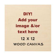 DIY Design Your Own Wood Canvas v06