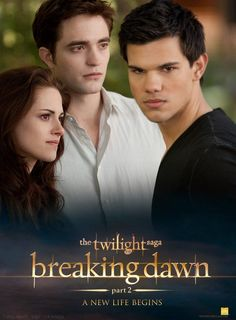Breaking Dawn Part 2  (Fan poster)