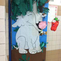 Horton door decoration | school | Pinterest | Doors Decoration and Bulletin board & Horton door decoration | school | Pinterest | Doors Decoration and ...