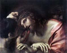 Annibale Carracci, Cristo incoronato di spine, 1598-1600, Pinacoteca nazionale di Bologna