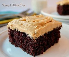 I've been making this delicious old fashioned chocolate cake for 30 yrs. I have an old recipe binder that I started years ago when I was bitten by the baking bug. The pages are yellowed now and some of the recipes have broken free from the binder and are... Read More »