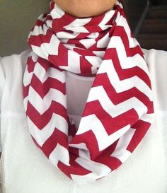 Hey, I found this really awesome Etsy listing at https://www.etsy.com/listing/161190543/circle-infinity-scarf-crimson-red