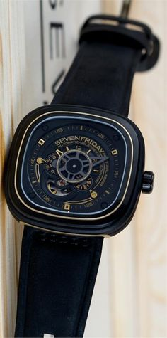 Seven Friday P2/2 Watch | Free Worldwide Shipping from Watchismo