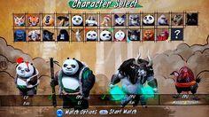 KUNG FU PANDA: SHOWDOWN OF LEGENDARY LEGENDS | Li, Kai, Master Chicken, ...