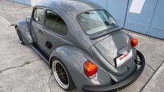 Porsche Boxter + Volkswagen Bug = The Bugster Porsche 911 996, Porsche Boxster, Vw Super Beetle, Volkswagon Van, Vw Volkswagen, Volkswagen Beetle Vintage, Der Boxer, Vw Cars, Vw Beetles