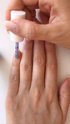 Nail Designs Bling, Pastel Nail Art, Gel Nails, Nail Polish, Nail Art Designs Videos, Fire Nails, Minimalist Nails, Best Acrylic Nails, Dream Nails