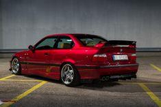 Bmw M3 Sedan, Bmw E30 M3, Bmw E36 Drift, Bmw E36 Compact, Bmw M3 Sport, Bmw Red, E36 Coupe, Bmw Classic Cars, Bmw Love