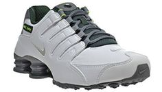 new styles 36fd0 fd35e Details about Men s Nike Shox NZ Running Shoes 10.5 Neon Volt Green And  White