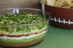 Whether for game night, parties, or any other gathering, this six-layer taco dip is tasty, beautiful, and full of flavors.