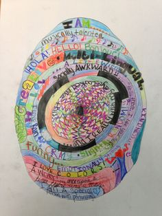 Fingerprint Poetry Templates for your classroom. Great back to school activity!