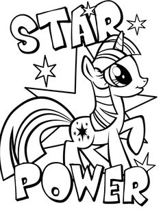 Best My Little Pony Coloring Pages For Kids And Adult With Easy Printable Free