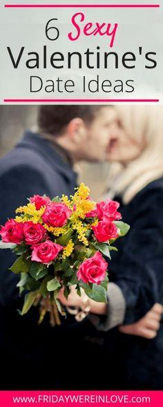 Sexy Valentine's Date Ideas: Sexy date night ideas perfect to set the mood!  #DateIdeas #valentinesday #couplegoals #romanticdate