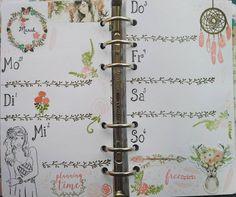 Meine erste Märzwoche im Boho-Stil  für das #deko2gether von @sarahfilo_ und @filophilie Bin etwas früh dran aber am WE muss ich arbeiten bis zum Umfallen ;) #filofax #filofaxing #filofaxlove #filofaxaddict #filofaxdeutschland #plannerlove #planneraddict #plannernerd #plannercommunity #plannergoodies #planwithme #washitape #kikkik #stamps #stempel #boho by sumai83
