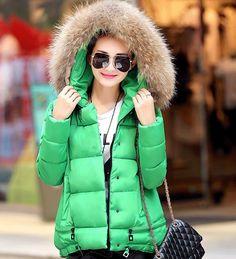 $38.00 (Buy here: https://alitems.com/g/1e8d114494ebda23ff8b16525dc3e8/?i=5&ulp=https%3A%2F%2Fwww.aliexpress.com%2Fitem%2FWomen-s-Down-Jacket-Padded-Cotton-Short-Fur-Hooded-Plus-Size-Casual-A-word-Winter-Coats%2F32463720142.html ) Women's Down Jacket Hooded Plus Size Down Wadded Coat Fur Collar Winter Jacket Women Parka Coats Manteau Femme Winter Coat MF783 for just $38.00