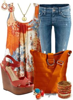Outfit Set For Ladies....