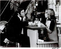 Sweet November 1968. Anthony Newley +  Sandy Dennis. I love her Brooklyn Heights loft in this film!