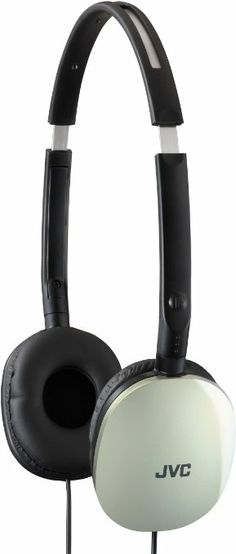 Amazon.com: JVC HAS160S Flats High Quality Light Headphones: Home Audio & Theater