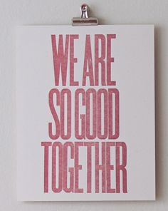Love Quotes Ideas : We are so good together. - Quotes Sayings All You Need Is Love, Love Of My Life, Just For You, My Love, Love My Husband, Future Husband, Bettering Myself, Hopeless Romantic, Love And Marriage