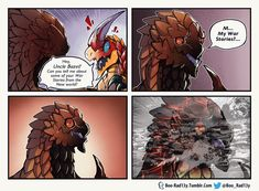 Why You Should Player Monster Hunter World by iniquumiudicium - Meme Center