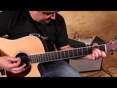 How to Play Eric Clapton Bell Bottom Blues - Derek and the Dominoes - Blues Guitar Lessons - YouTube