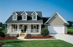 House Plan The Stratford by Donald A. Gardner Architects-1632 sq ft
