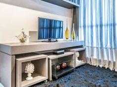 Rack para TV: 65 ideias de decoração para sua sala ficar incrível