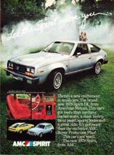 1979 AMC Spirit DL Sedan/Liftback