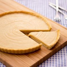 Mouthwatering - Butterscotch Tart Come and see our new website at bakedcomfortfood.com!