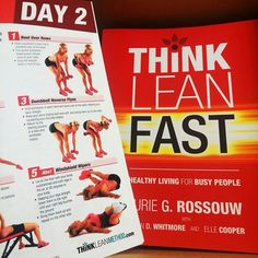 Getting lots of great feedback on the new book! Only 3 days left of our 20% off discount on Think Lean Fast (code XFAST), so get the new book here! www.thinkleanmethod.com  #thinkleanmethod #tlm #photooftheday #food #instafit #fitfam #fitspo #healthyliving #healthyeating #cleaneating #motivation #fitness #fit #gym #workout #training #exercise #balance #healthy