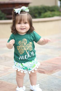 1f2ccbd069f These unbelievably funny Saint Patrick s Day Shirts for kids are adorable