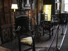 spinning room in hever