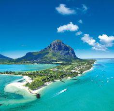 le morne beach mauritius