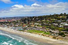 Del Mar Beach, CA - been there and still go there every summer but I still love this place