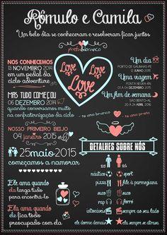 chalkboard para editar casal - Pesquisa Google Camila, Chalkboards, Getting To Know, Boyfriends, Blackboards, Chalkboard, Chalk Board