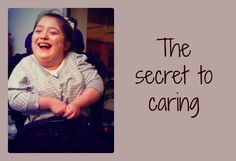 The secret to caring The Secret, Sky, Posts, Blog, Heaven, Messages