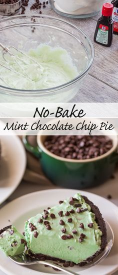 ... after 10 minutes of prep, this no-bake dessert is as good as the