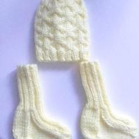 Knitting : Baby Lemon wear