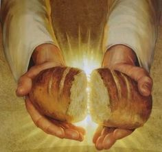A minha esperança é Jesus!: A vida e as conquistas estão no Pão da Vida.