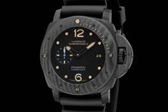 Panerai Luminor Submersible 1950 Carbotech 3 Days Automatic - 47mm PAM00616 - 3