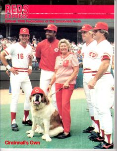 Vintage Cincinnati Reds Program Souvenir Book- Can't get it on Etsy anymore Pete Rose, Cincinnati Reds Baseball, Indianapolis Colts, Pittsburgh Steelers, Dallas Cowboys, Star Trek Posters, Baseball Classic, Go Red, Sports Figures